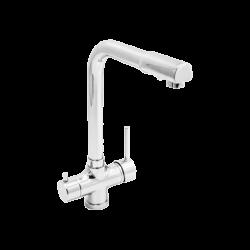 WaterGold 3 Yollu Perlatörlü Su Arıtma Cihazı Bataryası