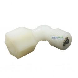 Su Arıtma Cihazı Çekvalfli Membran Dirseği